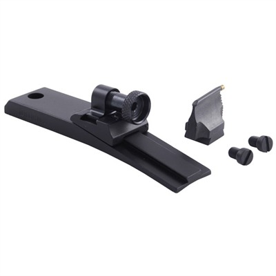 Ruger Front / rear Sight Set 44565 Wgrs-ru22 Sight Set : Rifle Parts by Williams Gun Sight for Gun & Rifle