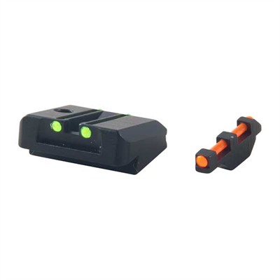 Ruger~ Revolver Fire Sight Fiber Optic Sight Sets
