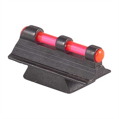 "Rifle  Fiber Optic 290n Front Sight - .290"" Fiber Optic 290n Front Sight Steel Red"