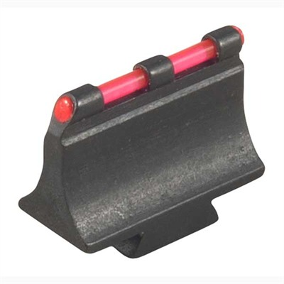 "Rifle  Fiber Optic 570m Front Sight - .570"" Fiber Optic 570m Front Sight Steel Red"