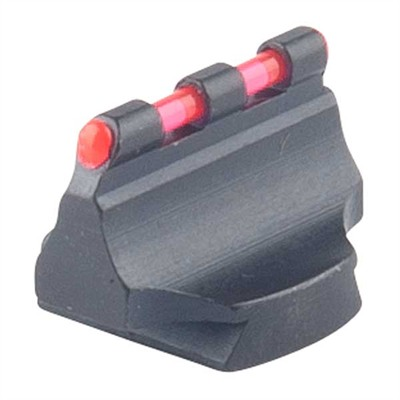 "Williams Gun Sight Rifle Fiber Optic 437w Front Sight .437"" Fiber Optic 437w Front Sight Steel Red Online Discount"