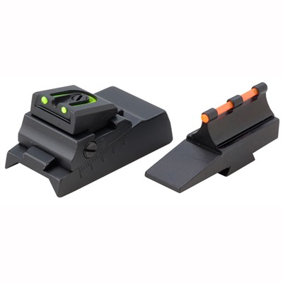 Williams Gun Sight Cva  Cva Sight Set For Octagon Barrel - Cva  Fiber Optic Cva Sight Set For Octagon Barrel Multi
