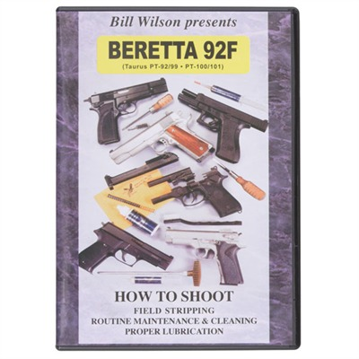 Shooting & Maintaining The Beretta 92f
