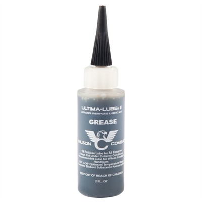 Wilson Combat Ultima-Lube Ii Grease - Ultima-Lube Ii Grease, 2 Oz.