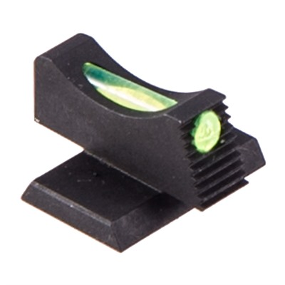 Wilson Combat Vickers Elite Snag Free Front Fiber Optic Front Sights For M&P - Vickers Elite Front Sight Green Fiber Optic .180