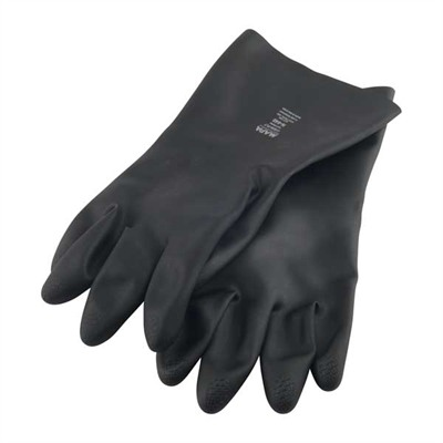 Brownells N440 Gloves - Size 11, 30ml Neoprene Gloves, Pair