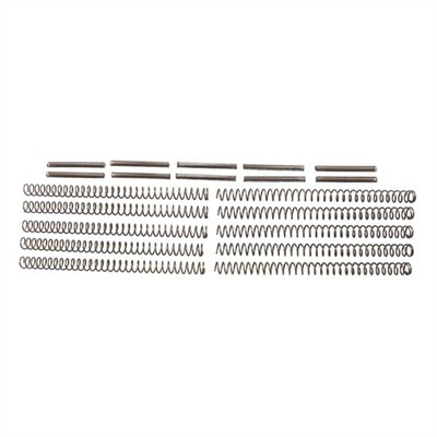 Wolff Type C Extra Power Springs For Hardball & Heavier Loads 18 1/2 Lb. Recoil Spring 10 Pak