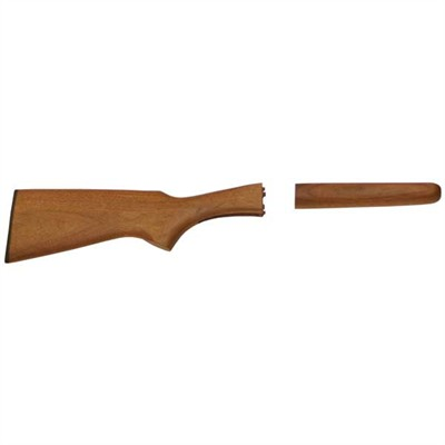 Wood Plus Pre-Finished Replacement Shotgun Buttstock & Forend Sets