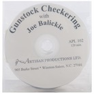 APL 102 GUNSTOCK CHECKERING DVD
