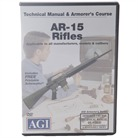 #1034 AR-15 RIFLES, DVD