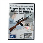 #1154 RUGER MINI-14 RIFLES, DVD