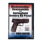SPRGFLD XD PISTOL DISASSEM//REASSE DVD