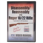RUGER 10/22 RIFLE DISASSEM/REASSEM DVD