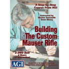 #306DVD BLDG THE CUSTOM MAUSER RIFLE