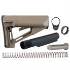 AR-15/M16 SRT BUTTSTOCK KIT, FDE