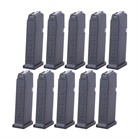 GLOCK 19 9MM 15 RND MAGAZINE 10 PK