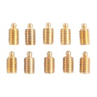 #21 BRASS REPL. SHOTGUN SIGHT, PKG 10