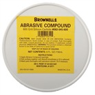 600 GRIT BROWNELLS ABRASIVE COMPOUND