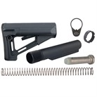 AR15/M16 STR BUTTSTOCK KIT GRAY