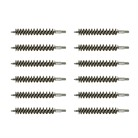 35/38 SPEC/357 RIFLE S/S BRUSH, PKG DZ