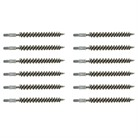 6.5MM RIFLE STAINLESS BORE BRUSH DOZ.