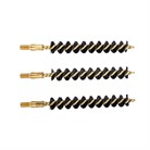 8MM H W RIFLE NYLON BORE BRUSH 3 PK