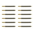 7MM HW RIFLE NYLON BORE BRUSH, 12 PAK