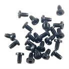 803-24 1911 AUTO GRIP SCREWS, BLUE-24