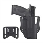 S&W M&P REV INJ MOLD PADDLE HOL-BLACK