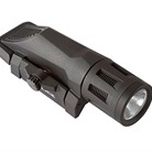 BLACK BODY WHITE LED WEAPON LIGHT