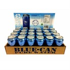 BLUE WATER CAN 24 PACK