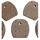 GLOCK MAG FLOOR PLATES, BROWN