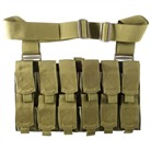 M1 EN BLOC GRAB AND GO POUCH-OD GREEN