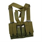 AR15-9MM GRAB/GO STORAGE POUCH-OD GRN