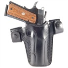 1911 GOVERN CQC/S LEATHER HOLSTER-BLK