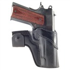 1911 COMMAND DOJ/S LEATHER HOLSTER-BLK