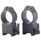 Warne Mfg point Company Ar 15 M16 Ultra High Maxima Qd Rings Warne Mfg. Company Optics Mounting