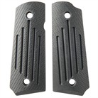 1911 CARRY GROOVE GRIP-COMPACT-BLACK