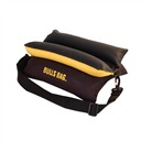 Bulls Bag Shooting Rest 15 inch Black Gold Bench Style Bulls Bag Shooting Accessories