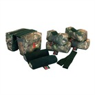 Bulls Bag X 7 Bag System Tree Camo Modular Style Bulls Bag Shooting Accessories