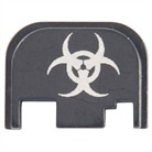 BIOHAZARD SLIDE PLATE FOR GLOCK