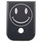 .45 CAL S&W M&P HAPPY FACE MAG BASE PL