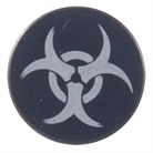 AR15 EXT MAG. RELEASE BUTTON-BIOHAZARD