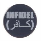 AR15 EXT MAG RELEASE BUTTON-INFIDEL