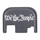 GLOCK SLIDE PLATE - WE THE PEOPLE