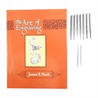 JAMES B. MEEK BEGINNERS ENGR. KIT&BOOK