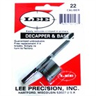 LEE DECAPPER & BASE 22