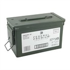 FED AMMO CAN 223REM 55GR FMJ 1000/CAN