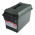 Mtm 50 Caliber Ammo Can Polymer Green