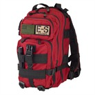 EMERGENCY GET HOME BAG, RED